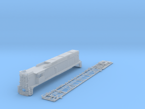 NE4401 N scale E44 loco - 4400-05 as built in Smooth Fine Detail Plastic