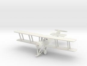 1/144 Avro 504C in White Natural Versatile Plastic