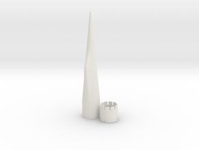 NC-70 (Upscale PNC-50SP) in White Natural Versatile Plastic