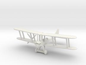1/200th RAF B.E.2c in White Natural Versatile Plastic