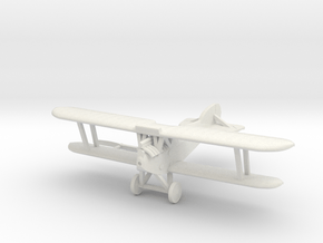 1/200th Phonix D.II in White Natural Versatile Plastic