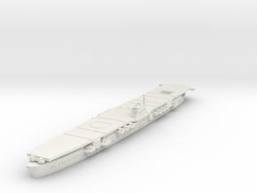 Hiryu in White Natural Versatile Plastic