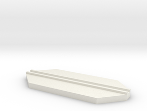 sewer base in White Natural Versatile Plastic