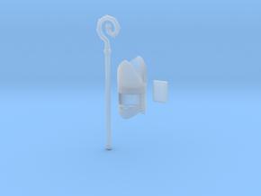 Saint Nicholas parts for Minimates bundle in Smooth Fine Detail Plastic