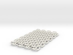 special ketten 1.1 in White Natural Versatile Plastic