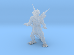Pyrosaurus - Solid core 36mm in Smooth Fine Detail Plastic