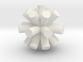 fit tolerance asterisk in White Natural Versatile Plastic