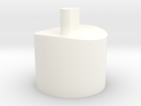 TOS Enterprise stand replacement (Diamond Select) in White Processed Versatile Plastic