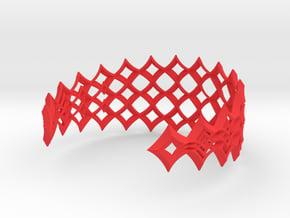 haarband03 in Red Processed Versatile Plastic