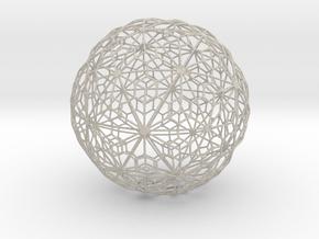Sandstone Sphere_d2 in Natural Sandstone