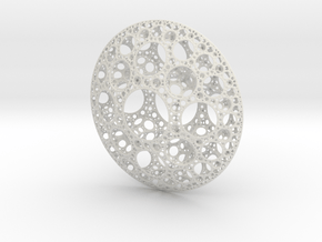 Limit Set I in White Natural Versatile Plastic