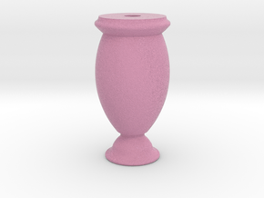 Flower Vase_2 in Full Color Sandstone