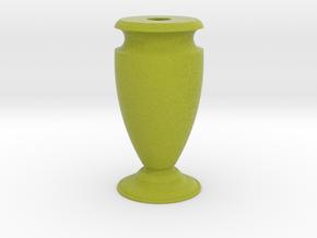 Flower Vase_1 in Full Color Sandstone
