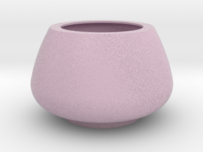 IkebanaVase-6 in Full Color Sandstone