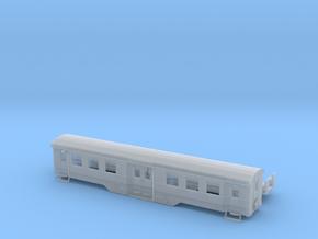 B4i der WLE in Spur TT (1:120) ohne Toilette in Smooth Fine Detail Plastic