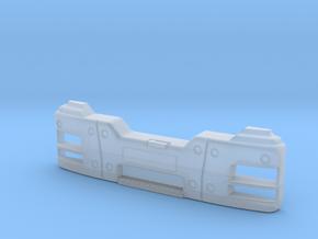 Baustoßstange -Straße Stoßstange V2.0 (repariert). in Smooth Fine Detail Plastic