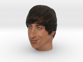 Howard Wolowitz 1/6 scale color in Full Color Sandstone