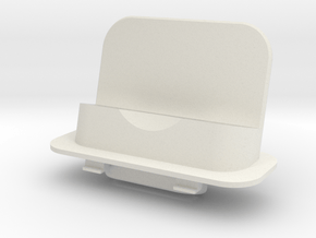 iPhone 5/5s/6 Lightning Adapter + 1.5mm for Case in White Natural Versatile Plastic