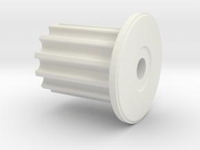 CogDestl in White Natural Versatile Plastic