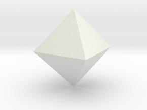 "TRON Bit ""YES"" in White Natural Versatile Plastic"