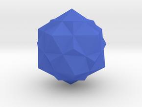"""TRON  Bit """"IDLE"""" in Blue Processed Versatile Plastic"""
