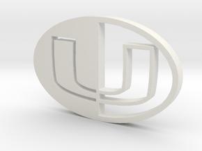 UHS in White Natural Versatile Plastic