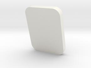 Hypospray Part 6 in White Natural Versatile Plastic