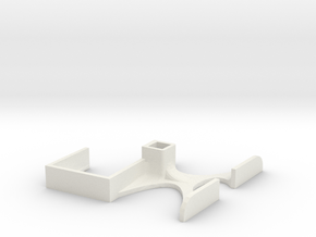 Acer Stand Right in White Natural Versatile Plastic