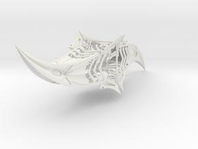 SCULPTURE FULL VERSION in White Natural Versatile Plastic