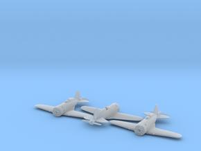 1/285 Polikarpov I-16 x3 in Smooth Fine Detail Plastic