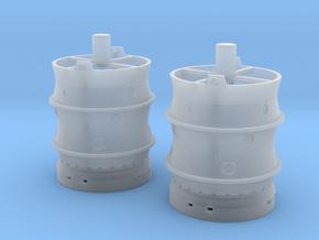 Aussenlastbehälter-NRW 2Stck  in Smooth Fine Detail Plastic