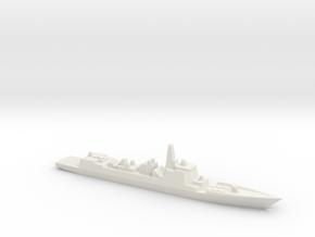 Type 052C 1/3000 in White Natural Versatile Plastic
