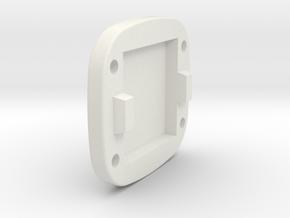 Deksel FK2 in White Natural Versatile Plastic