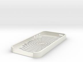 Iphone 5 Case - Web in White Natural Versatile Plastic