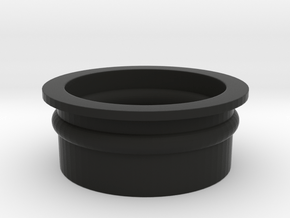 Shotgunshotglass Gasket in Black Natural Versatile Plastic