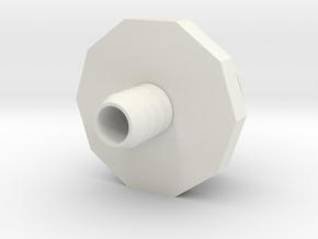 GTI Drain Tool MKV FSI in White Natural Versatile Plastic