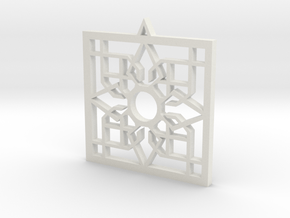 Design 461 TT in White Natural Versatile Plastic