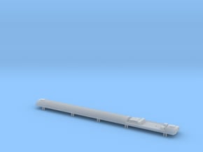 NMT MK3 Roof with Pantograph Well in Smooth Fine Detail Plastic