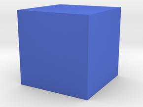 shriki 4rd test model  in Blue Processed Versatile Plastic