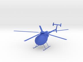 mkj 10rd test model  in Blue Processed Versatile Plastic