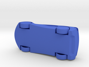 mkj 11rd test model  in Blue Processed Versatile Plastic