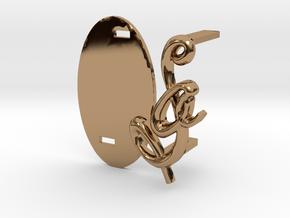 SorrellLogo07142014 in Polished Brass
