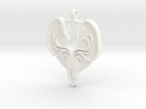 Game of Thrones Greyjoy in White Processed Versatile Plastic