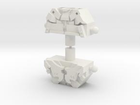 Opie + Megs Primo Broad Torsos in White Natural Versatile Plastic