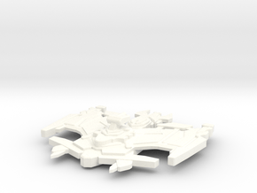 MaTharr in White Processed Versatile Plastic