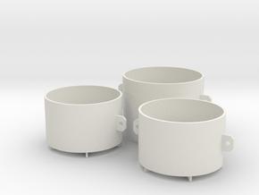 Order13 in White Natural Versatile Plastic