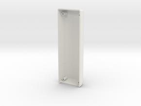 Poignee JPN Haut V1 in White Natural Versatile Plastic