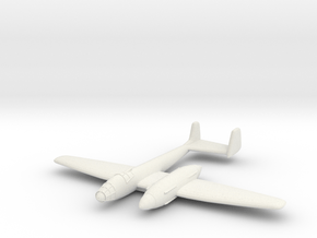 1/300 Isacson 'Flyg' in White Natural Versatile Plastic