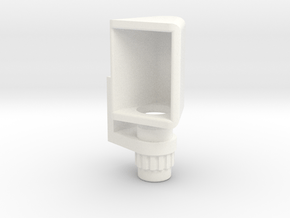 Dashboard Panel Light Assembly in White Processed Versatile Plastic