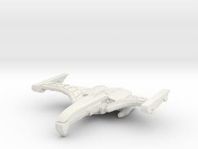 Deathsting Class B Cruiser in White Natural Versatile Plastic